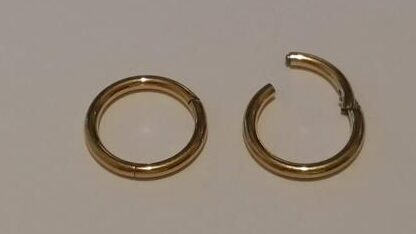 Seamless Hinged Rings