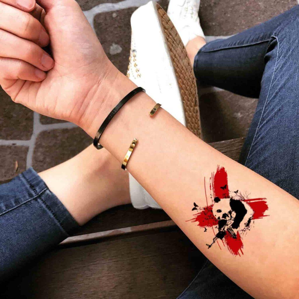 Water temporary Tattoos