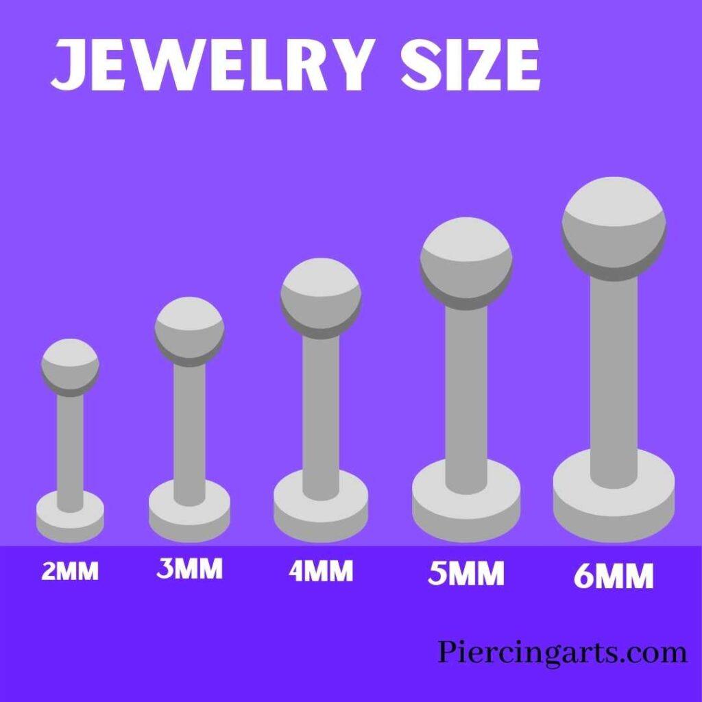Jewelry size